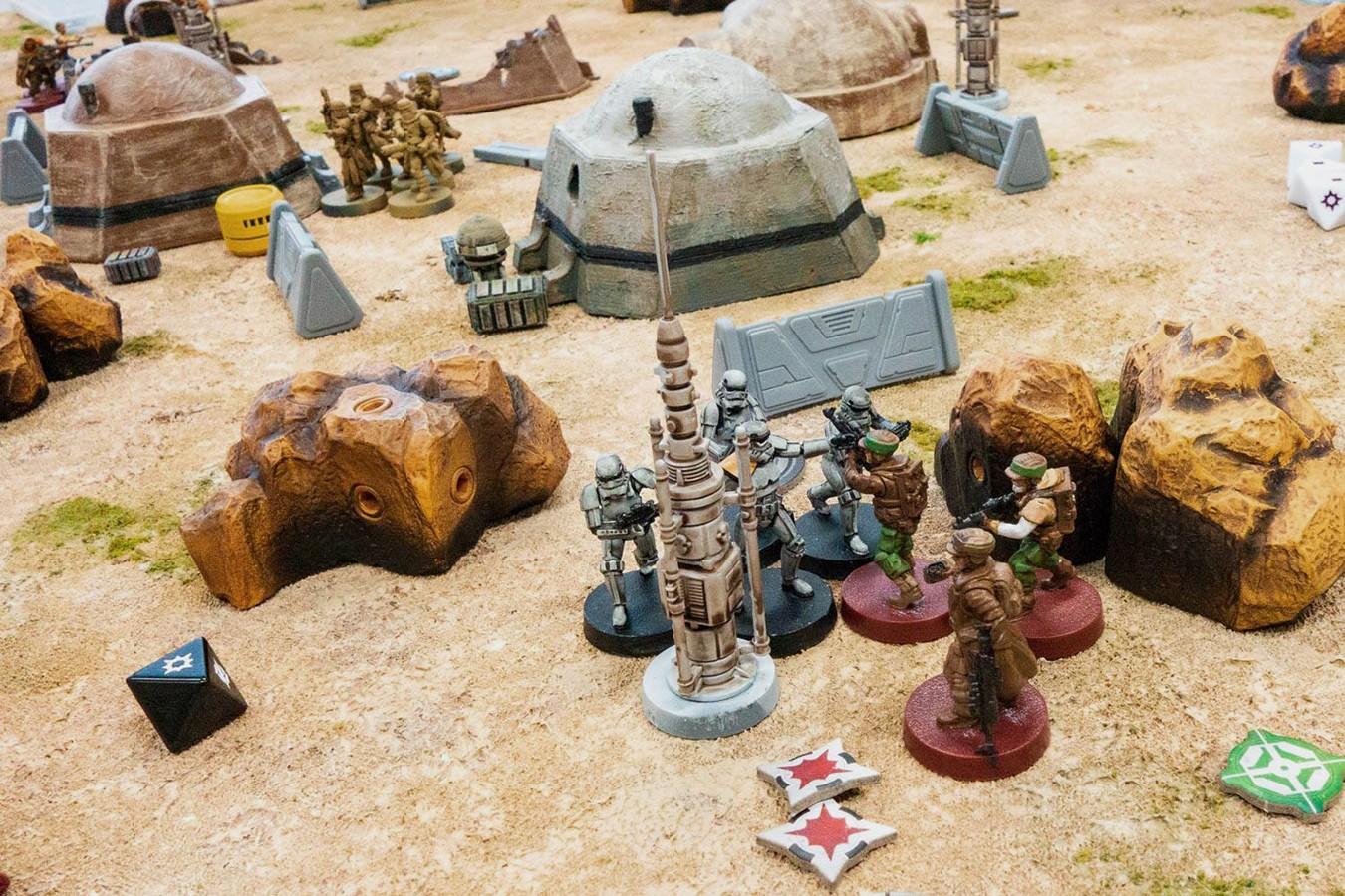 Reviews ⋆ War Sigil Terrain Mats